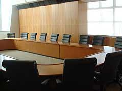 No. 8 conference room